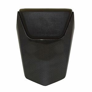 Carbone passager selle siège arrière cache capot pour YAMAHA YZF R1 2000-2001