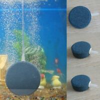 Air Bubble Stone Aerator for Aquarium Fish Tank Pond Pump Hydroponic Oxygen Disk