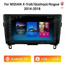 "10.1"" Android 10.0 Car Radio Stereo GPS Nav Head Unit for Nissan Rogue 2014-2018"