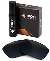 Polarized IKON Replacement Lenses For Oakley Canteen 2014 Sunglasses Black