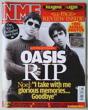 September Weekly NME Music, Dance & Theatre Magazines