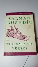 The Satanic Verses by Salman Rushdie (2008) PRE-OWNED