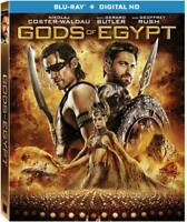 Gods Of Egypt [Bluray + Digital HD] [Blu-ray] Brand New