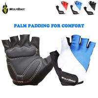 Summer Sport Cycling Gloves Bicyle Half-Finger Gloves Bike Road Street M L XL