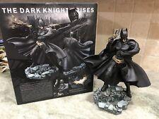 Kotobukiya ARTFX BATMAN Dark Knight Rises 1/6 Figure nt bowen