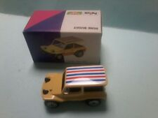POLISTIL DUNE BUGGY in Fawn with striped roof  Factory mint New in Box Italy1976