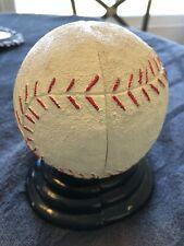Baseball Book Ends