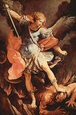Guido Reni Michael Arcangel Mural inch Poster 36x54 inch