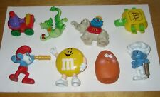 8 Vintage Fast Food Sweet McDonalds Toys