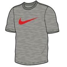 Camisetas de hombre rojos Nike 100% algodón