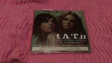 T.A.T.U. TATU NOT GONNA GET US 2 TRACK JAPAN PROMO CD SINGLE V.G.C.