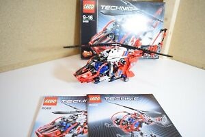 Lego 8068 Technic Rescue Helicopter