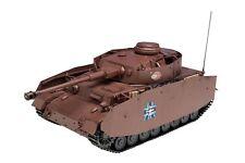 Girls Und Panzer 1/35 Iv Tank Ausf. D Kai H Class Type Ankou Team Model Kit