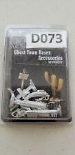 Wyrd Malifaux Ghost Town Accessories Metal WYR0037