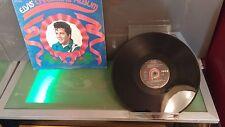 Elvis' Christmas Album LP Record decent condition
