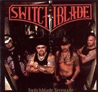 Switchblade - Switchblade Serenade CD 1st US press motorhead the four horsemen