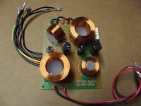 PROFESSIONAL 3 WAY 8 OHM CROSSOVERS BY LASPADA AUDIO (PAIR)