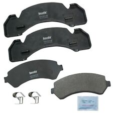 Disc Brake Pad Set-Fleet Metlok Semi-Metallic SDR Disc Brake Pad Front,Rear