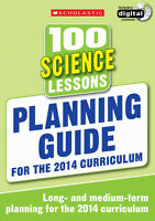 100 Science Lessons Planning Guide 2014 Curriculum CD-ROM Studybook Year 1-6 New