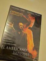 Dvd EL AMERICANO IMPASIBLE con michael caine  (nuevo precintado)