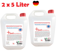 Desinfektionsmittel Kanister 10 Liter   79% Ethanol Aktionspreis Glycerol