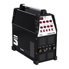 Wig soldadora 315 a-AC/DC inverter Alu MMA HF-ignición 400 V función de pulso