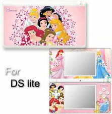 Princess Pink SKIN VINYL STICKER Nintendo DS Lite #1