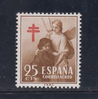 ESPAÑA (1953) MNH NUEVO SIN FIJASELLOS SPAIN - EDIFIL 1123 (25 cts) TUBERCULOSOS