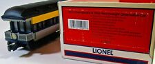 LIONEL 6-19091 CHESAPEAKE & OHIO  OBSERVATION CAR Observation 2574 Excellent
