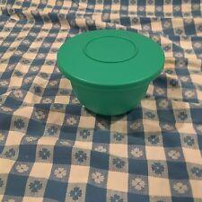 Tupperware Impressions Mini Bowl GREEN 550 ml  New