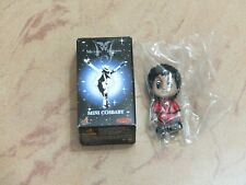 Hot Toys Cosbaby Michael Jackson 3 inch Action Figure Thriller NEW