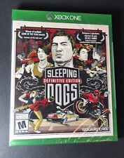 Sleeping Dogs [ Definitive Edition ] (XBOX ONE) NEW
