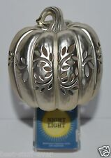 BATH & BODY WORKS PUMPKIN NIGHTLIGHT WALLFLOWER FRAGRANCE PLUG IN UNIT HOLDER