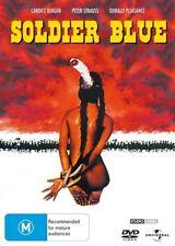 Soldier Blue Candice Bergen Western Region 4 DVD VGC