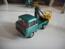 Corgi toys Smith's Karrier Van in White/Blue