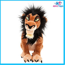 """Disney The Lion King's Scar 14"""" Plush Doll Soft Toy brand new with tag"""