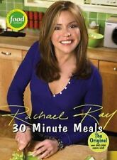 30-Minute Meals by Rachael Ray (1999, Paperback) NEW