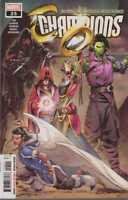CHAMPIONS #25 MARVEL COMICS COVER A 1ST PRINT