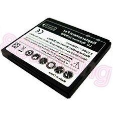 Batería de teléfono de calidad para LG P920 Optimus 3D 1500mAH Reino Unido