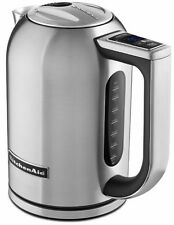 KitchenAid Stainless Steel Variable Heat Electric Water Kettle RR-KEK1722SX