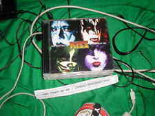 CD Metal The Very Best Of ... Kiss MERCURY Metal Rock