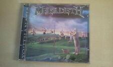 CD --MEGADEATH--YOUTHANASIA-----ALBUM