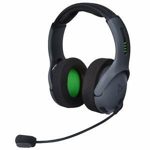 PDP LVL50 Wireless Headset (Black) (Xbox One) (New)