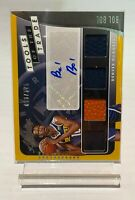 2019 Panini Absolute Memorabilia Bol Bol #TT4-BOL Rookie Tools of the Trade /175