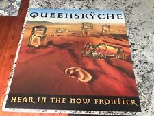 Queensryche 1997 Hear In The Now Frontier Double Sided Promo Poster 24X24
