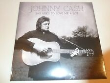 """JOHNNY CASH - She used to love me a lot ***7""""-Vinyl***NEW***sealed***"""