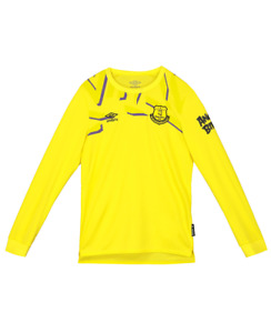 New with tags Everton FC 19/20 GK Goalkeeper Jersey Long Sleeve Adult XXL