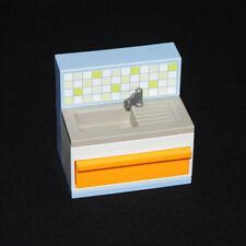 Playmobil vie quotidienne meuble évier de la maison de campagne 4857