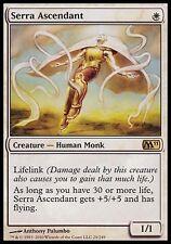 1x Serra Ascendant M11 MtG Magic White Rare 1 x1 Card Cards