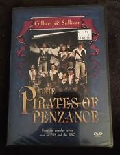 Gilbert & Sullivan's: The Pirates of Penzance (DVD, 1982 BBC Production) New!